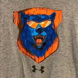 Under Armour Shirts - Youth Under Armour Graphic Tee